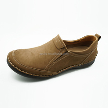 cheap whleasale price and high quality guarantee men's overseas leather casual shoes