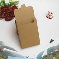 New Design recycled paper cardboard leather photo album