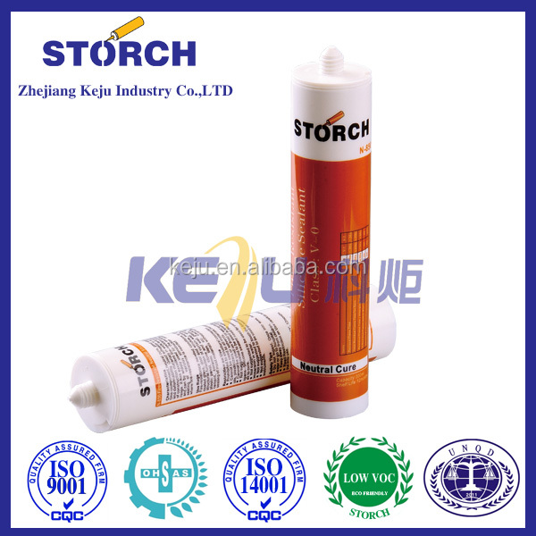 Heat-rated Good Adhesives Neutral Silicone Sealant for Restaurant