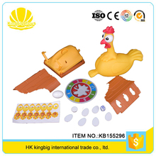 factory direct sales funny kids toy chicken lays eggs for children
