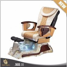 TS-1222 2017 durable elegant pedicure spa chair/pedicure spa chair motor/pedicure spa chair remote control