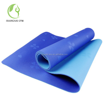 183cm*80cm*6mm foam exercise mat