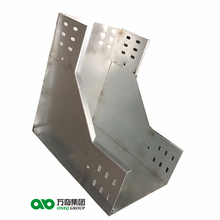 ISO SGS tested frp cable tray size elbow