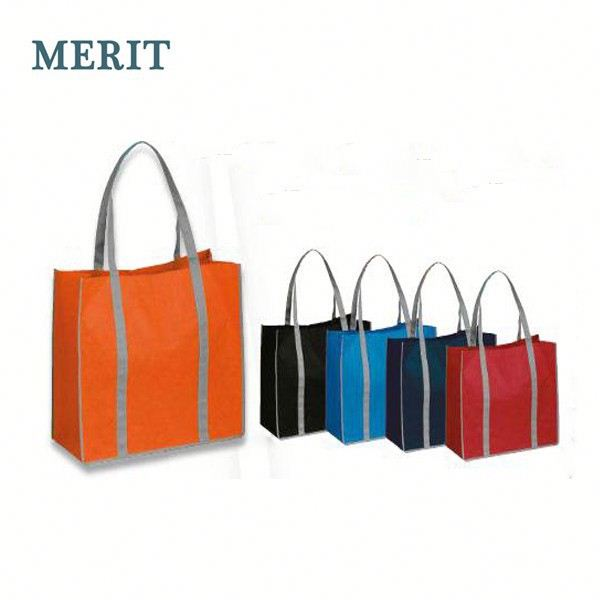 Promotional Cheap Customized recycled indian nonwoven fabric bag