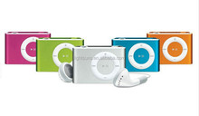 Hot Mini Mp3 Player With Clip / Portable Mp3 Player / Digital Mp3 Player
