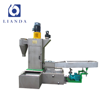 High quality pe plastic film granulating production line system