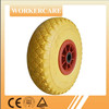 tool cart wheels 3.00-4 pu foam wheel
