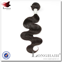 Alibaba Express Lighting Indian 100% Remy Human Hair Body Wave