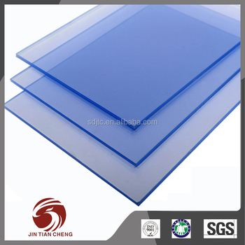 Rigid PVC transparent sheet