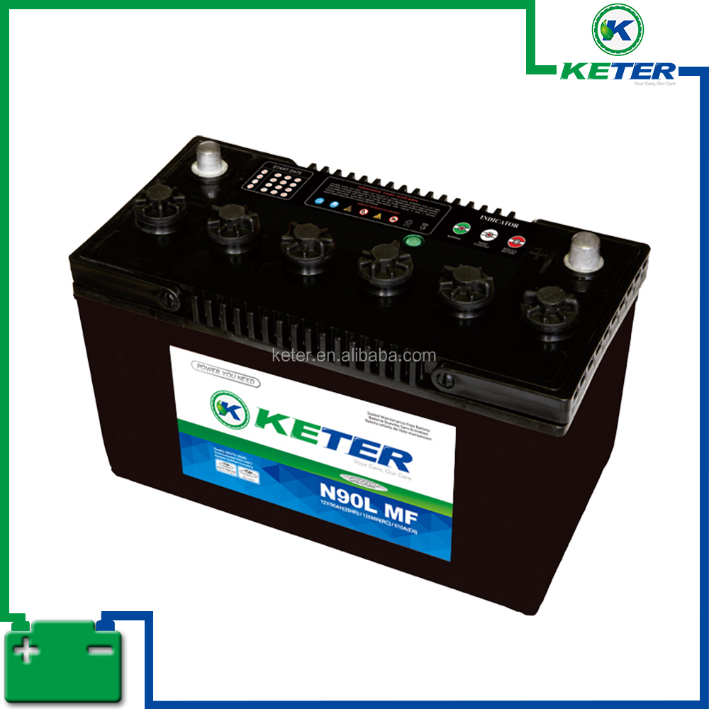 lead acid SMF JIS Standard japan car battery brands