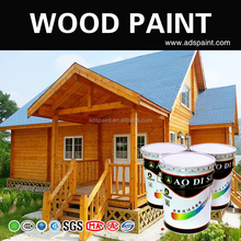 Anti-UV sunshine Clear PU wood varnish for outdoor furniture