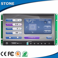 wholesale price home automation lcd touch screen controller with strong CPU & patented software