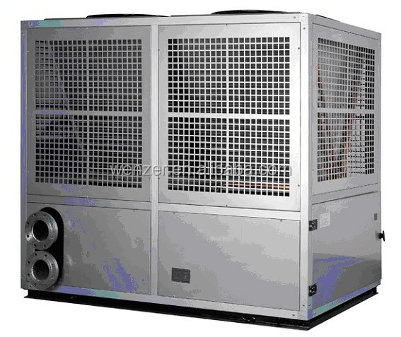 cold Storage Air Source Heat Pump Type Air Cooled Water Chiller Heat Pump