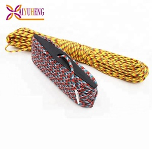 camping fluorescent rope manufacturer paracord charms