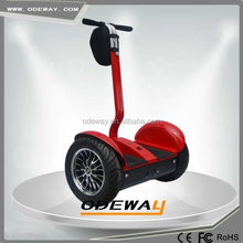 Factory price human transporter 2 wheel self-balancing electric chariot for teenagers