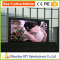 Shenzhen HJY latest technology p4 indoor led display for decoration fixed install