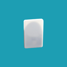 customized ibeacon tag ble 4.0 beacon with on/off button ibeacon
