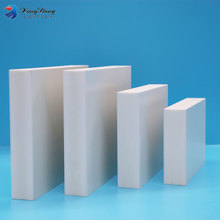 White pvc wall partition board
