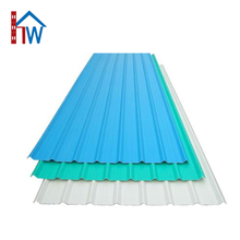 High quality building material blue color coated steel coated metal roofing tile