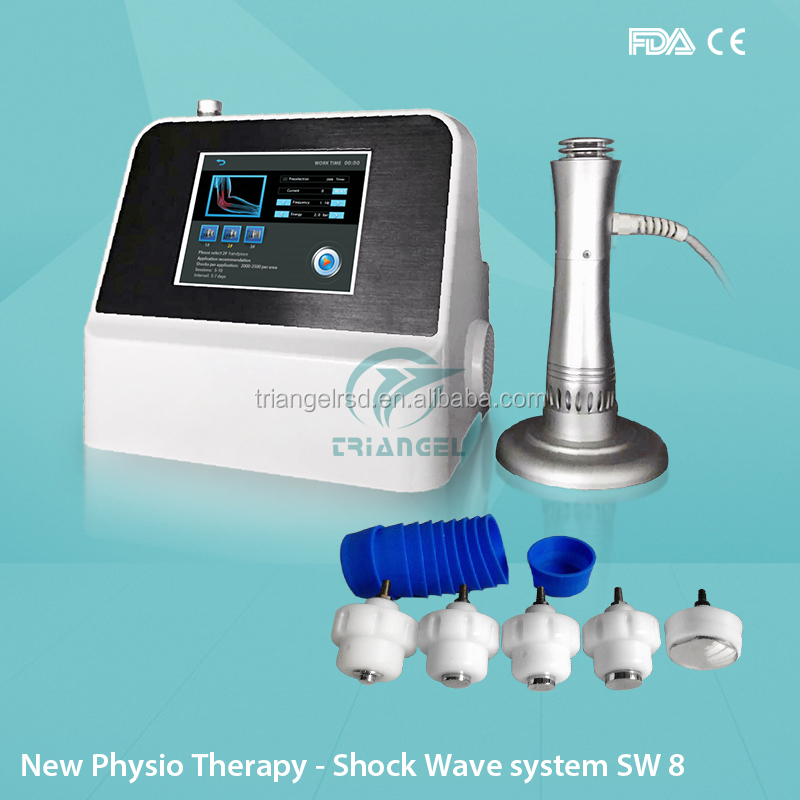 Shockwave machine/Shock Wave Therapy for Sport Injuries Treatment