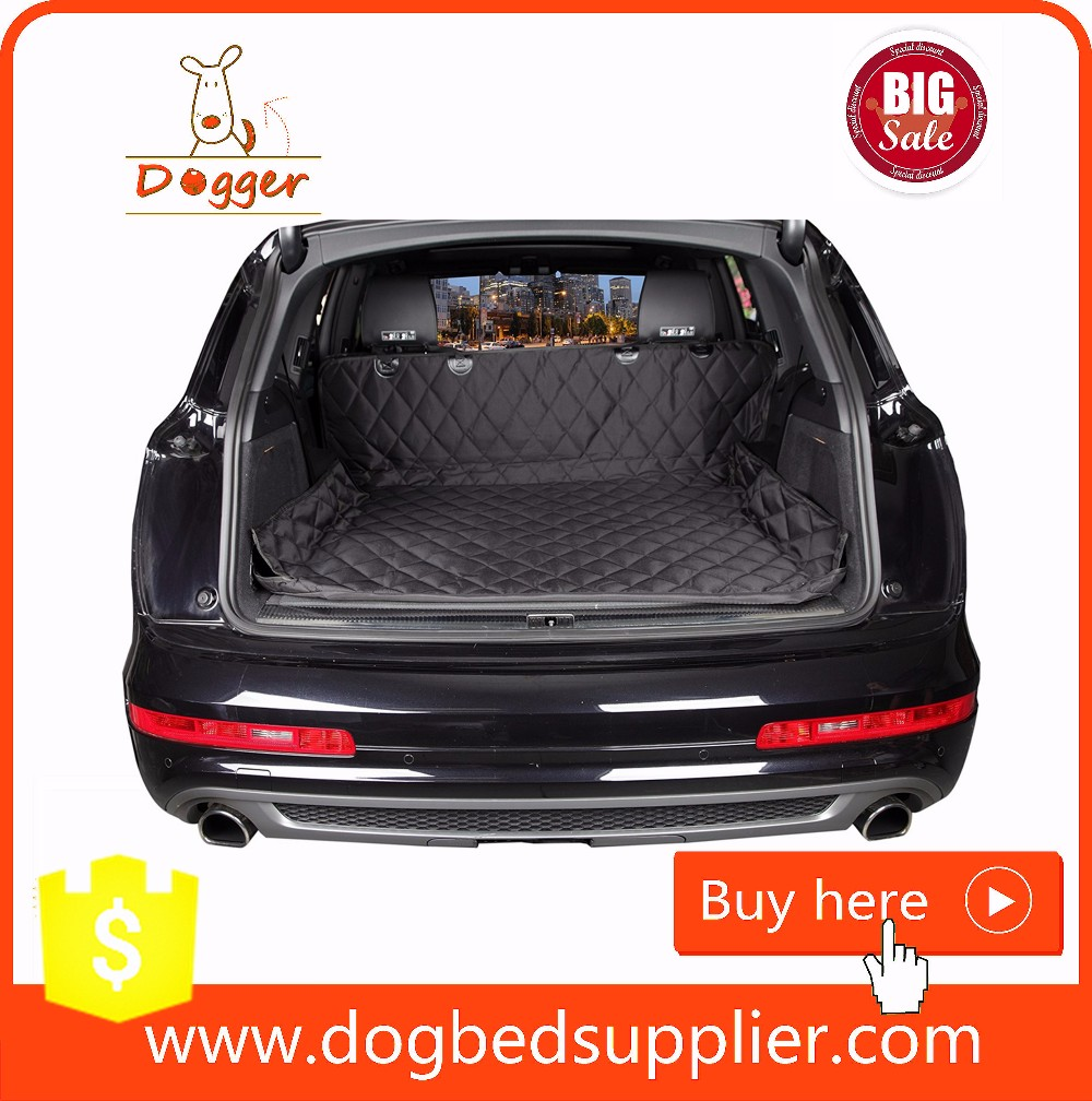 dog car seat covers mini cooper/waterproof pet dog safety travel hammock car back seat cover/pet dog boot liner and protector