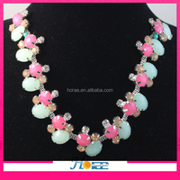 Fancy Resin acrylic stone Blingbling Decorative handmade crystal Chain Trimming for Garment Dress shoes bags