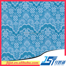 New 100 nylon fashion london mesh lace fabric