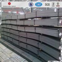 Alibaba china hot rolled boron steel high tensile iron structural flat steel