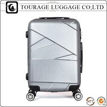 Famous Brand PC ABS Luggage And Travel Suitcase , Abs Hard Sell Suitcase