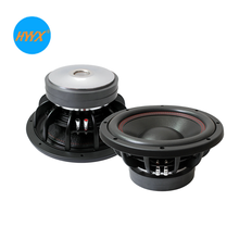 12 inch 800W rms speaker 94dB car subwoofer