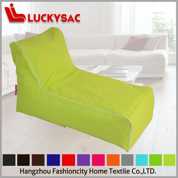 inflatable bean bag sofa covers with chaise lounge
