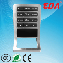 Smart RFID card steel door mortise lock set for cabinet,locker