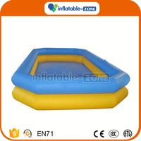 China factory cheap inflatable water pool intex swim center inflatable pool