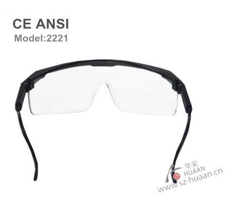 ANSIZ87.1 and CE EN166 standard anti-impact safety glasses