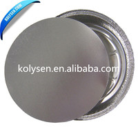 Custom aluminum foil cap liner sealing film for plastic cup