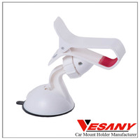 Vesany Environmental Double Suction Attractive Adjustable Smartphone Car Mount Holder