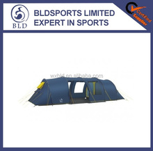 High quality waterproof 8 man nice design family camping tent