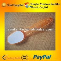 sponge surface plastic foot file with ps handle