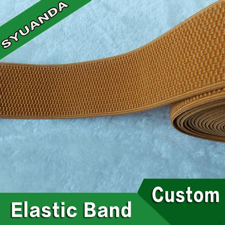 hot sale 3cm elastic satin ribbon