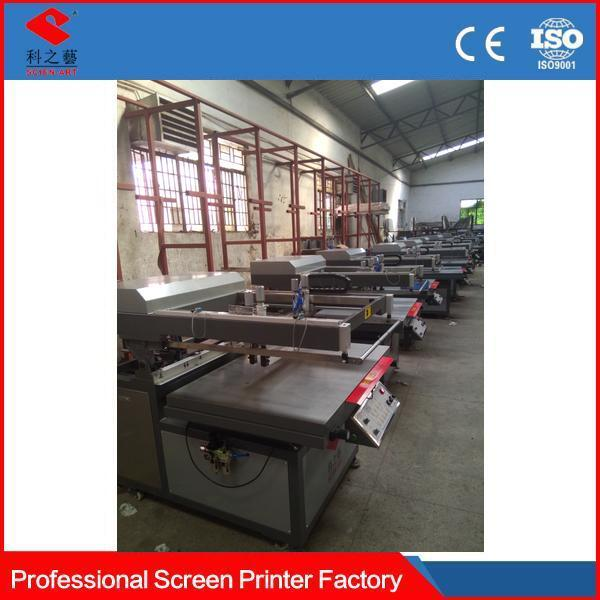 Manufacturer High quality screen print machinery to print phone housings