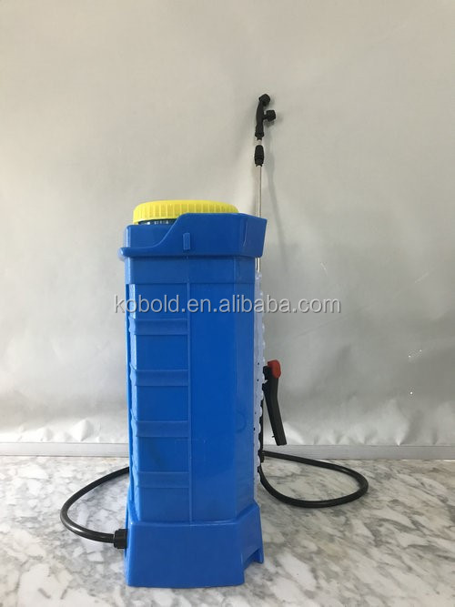 kobold 16L agriculture PP plastic sprayer for pesticide