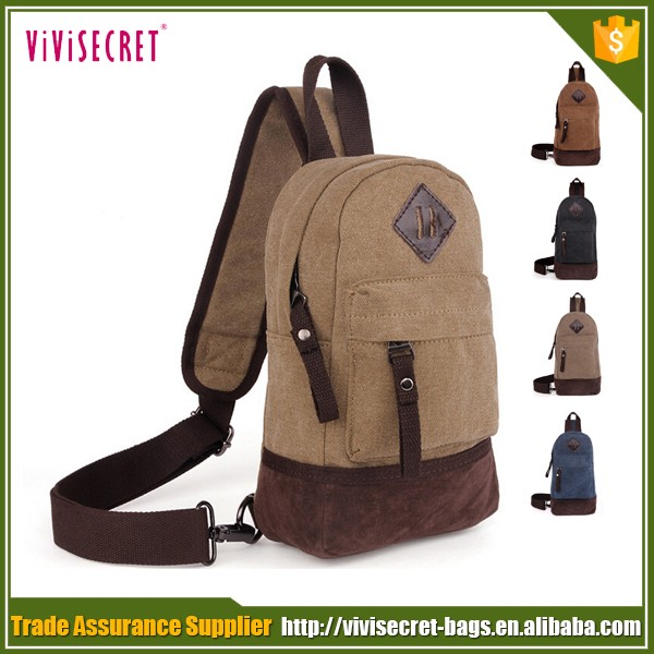 Multi-functional Cross Body Chest Pack Hiking Cycling Chest Bag ...