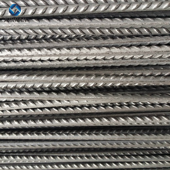 Hot selling Rebar /hotrolled ribbed bar B460/B500B length12m stainless steel bar