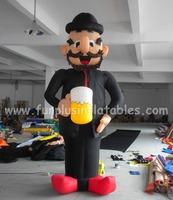 inflatable Abraham balloon for brand P5021(1)