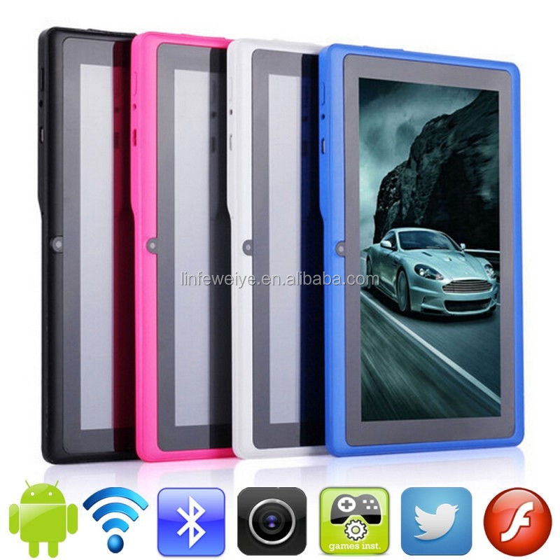 "7"" Cheap OEM PC Tablet Quad Core A33 Tablet PC Price China"