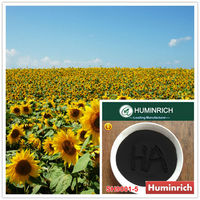 Huminrich Shenyang Humate 100PCT Water Soluble Humic Acid Chelated Iron Fertilizer