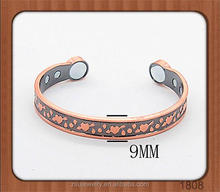 Europe and USA Best Selling Copper Magnetic Bracelets for Arthritis, Pain Relief Aid for Men or Women
