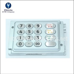 ATM machine ATM parts NCR Secure Keyboard EPP 445-0717250(4450717250)