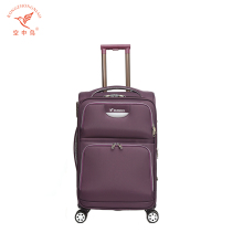 hot selling nylon portable retro suitcase oem zhejiang