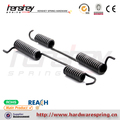 Custom High Precision Carbon Steel Extension Spring with Hook for Fridge